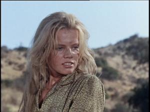Marta Kristen as Lisbeth Searcy in Savage Sam
