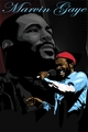 Marvin Gaye- Marvin Pentz Gay Jr.(April 2, 1939 – April 1, 1984) - celebrities-who-died-young fan art