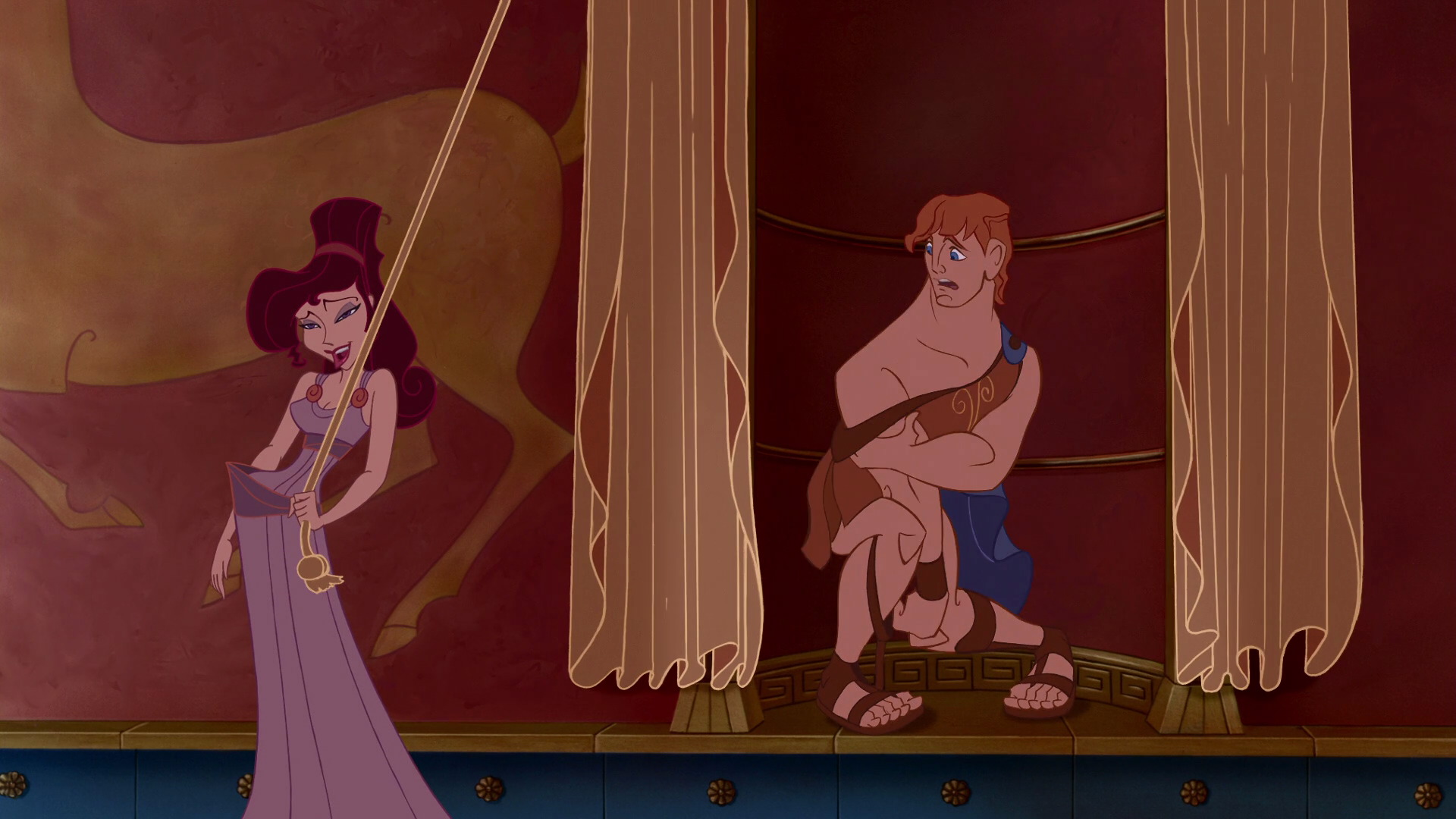 disney v hamilton in hercules Best answer: the real hercules/heracles myth cycle is a lot darker than the disney version to start out with, hera was not his mother, heracles was the offspring of the god zeus and the human alcmene.