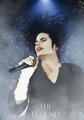 Michael Jackson - dangerous-era fan art