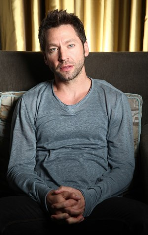 Michael Weston portrait
