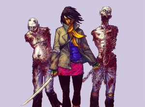Michonne - The Comic