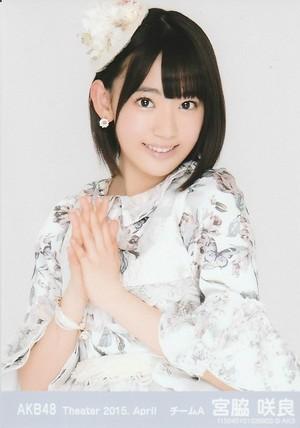 Miyawaki Sakura | Akb48 theater 2015