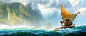 Moana Updated Concept Art