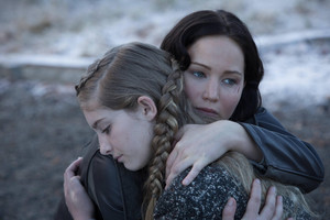 Prim & Katniss