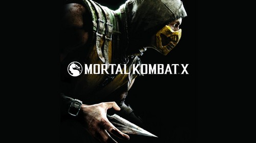 Mortal Kombat achtergrond possibly containing a hip boot and a surcoat titled Mortal Combat X