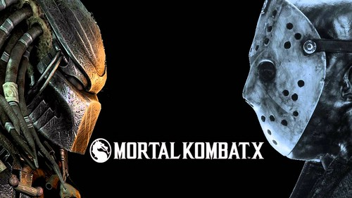 Mortal Kombat kertas dinding titled Mortal Kombat X