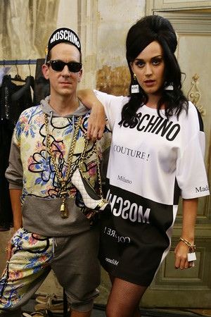 Moschino Men Fashion Show