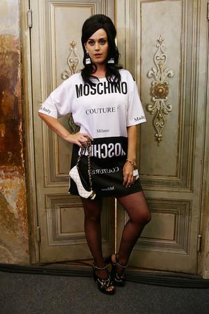 Moschino Men Fashion Show