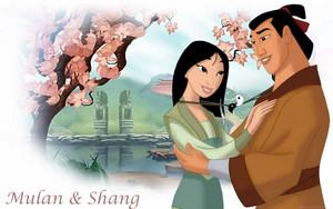 ムーラン And Shang