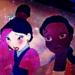 Mulan and Tiana - disney-crossover icon
