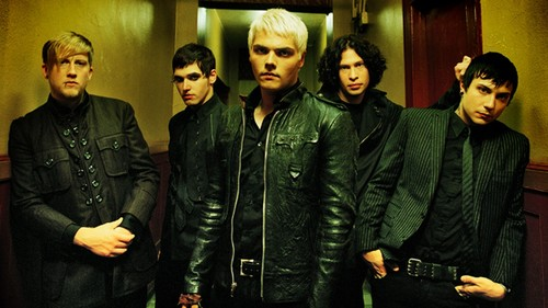My Chemical Romance wallpaper with a well dressed person and a business suit titled My Chemical Romance