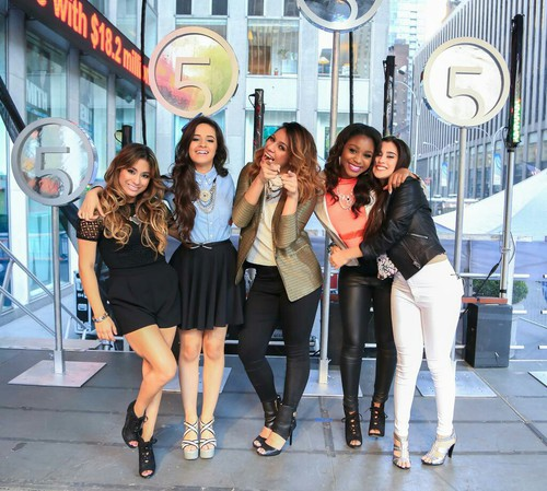 Fifth Harmony wallpaper probably with a hip boot and a business suit called My Girls♥ Fifth Harmony !