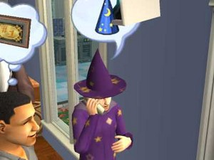 My Sims 2 Screenshots of Utter Weirdness