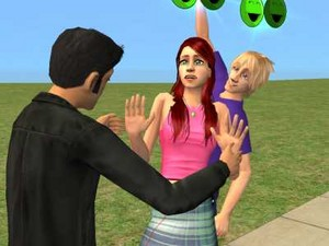 My Sims 2 Screenshots of Utter Weirdness