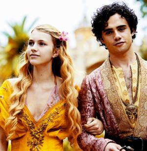 Myrcella Baratheon & Trystane Martell
