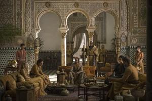 Myrcella, Trystane, Doran, Areo, Ellaria and Jaime
