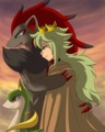N with Zoroark