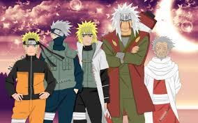 Naruto generations