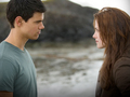 New Moon - jacob-and-bella wallpaper