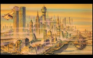 New York City 2031