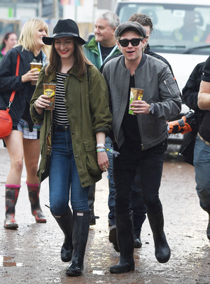Niall at Glastonbury Festival