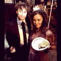 Nina and Ian  - the-vampire-diaries-tv-show photo