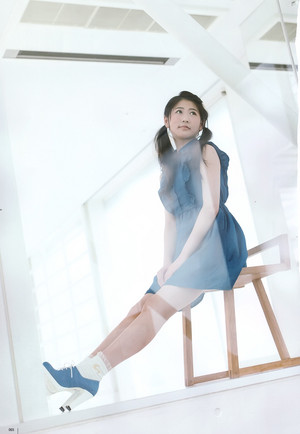 Nishino Miki 「UTB」 July 2015
