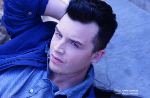 Noel Fisher in Bello Magazine - September 2014
