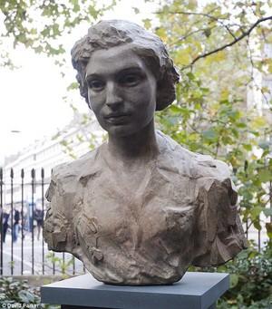 Noor Inayat Khan memorial