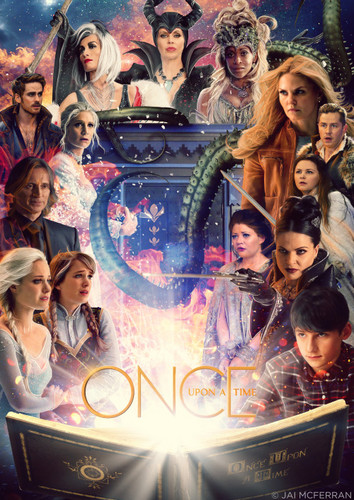 Once Upon A Time wallpaper with anime titled OUAT
