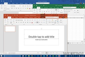 Office 2016 Preview (Color Theme)