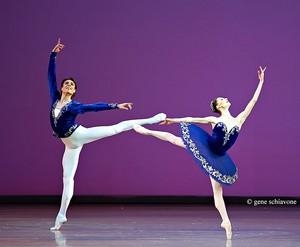 Oksana Skoryk and Timur Askerov, Mariinsky
