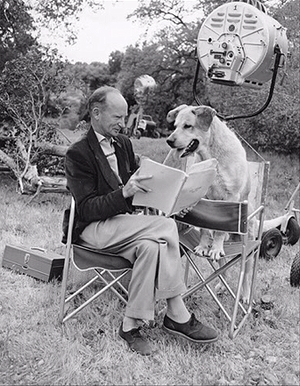 Old Yeller - Behind the Scenes - Robert Stevenson and Spike