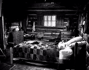 Old Yeller Set - Travis and Arliss's Room