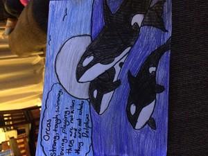 Orca poet