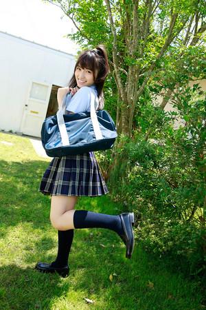 Oshima Ryoka 「Weekly Playboy」 No.26 2015