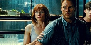 Owen Grady and Claire Dearing