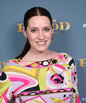 Paget at the Comedy Central's Another Period Premiere Party on June 10, 2015