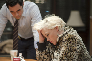 "Patricia Arquette as Jeannie Kerns in Law and Order: SVU - ""Dreams Deferred"""