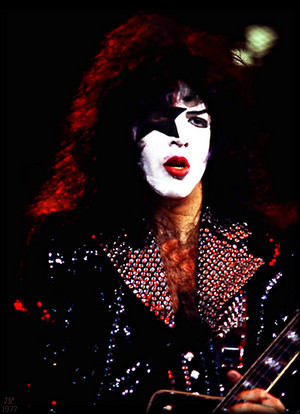 Paul ~Madison, Wisconsin…December 3, 1977 (Alive II Tour/Dane County Coliseum)
