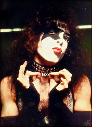 Paul Stanley ~January 25th, 1976