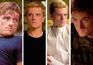 Peeta Mellark | The Hunger Games to Mockingjay - Part 2