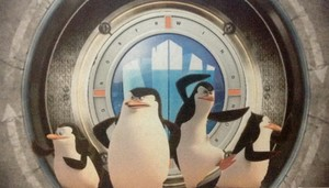 Penguins of Madagascar Puzzle (Completed)