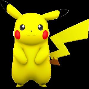 피카츄 (Smash 4 model)