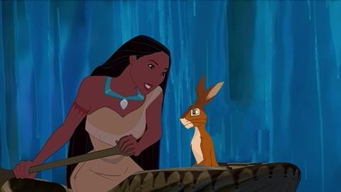Pocahontas Meet Hazel