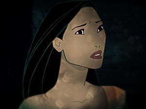 Pocahontas wolpeyper