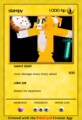 Pokemon card stampy