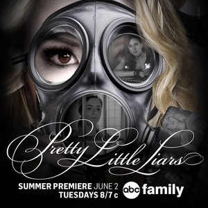 Pretty Little Liars Season 6 Poster