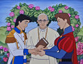 Prince Eric and Prince Phillip marrying xxxxxx - lgbt photo